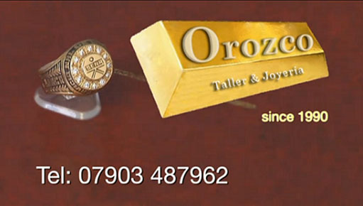 Orozco Jewellery Shop